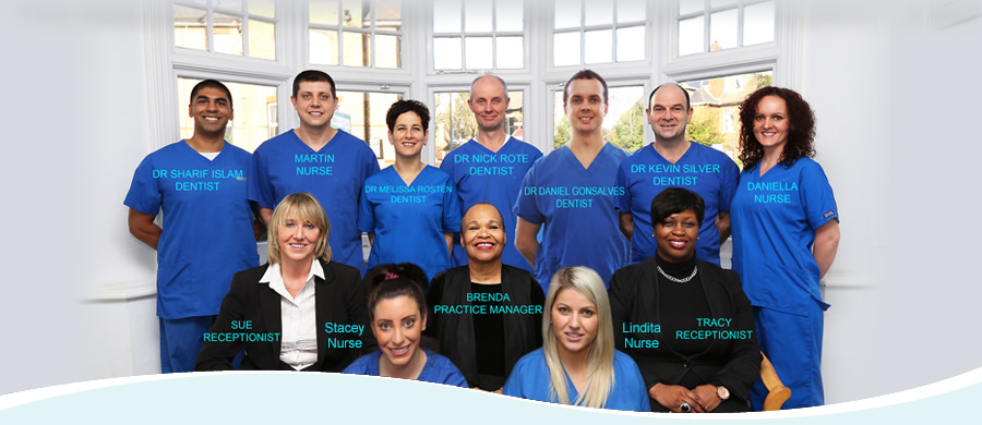 Meet Your Dental Team